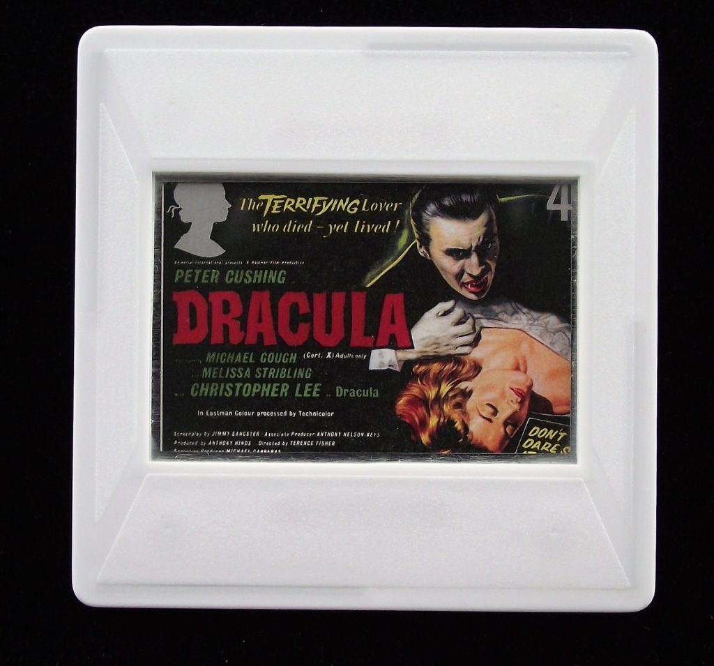 Dracula movie brooch