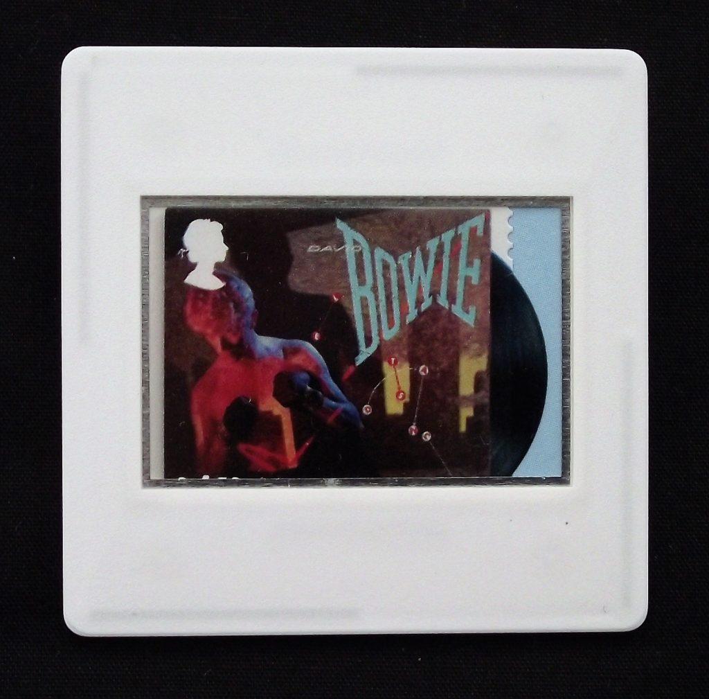 David Bowie-Lets Dance brooch