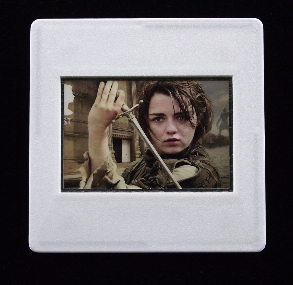 Arya Stark - Game of Thrones badge