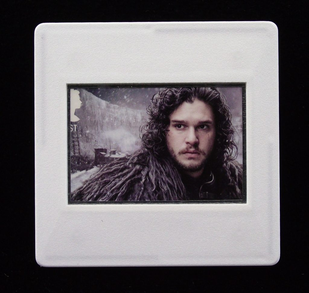 Jon Snow brooch - Game of Thrones badge