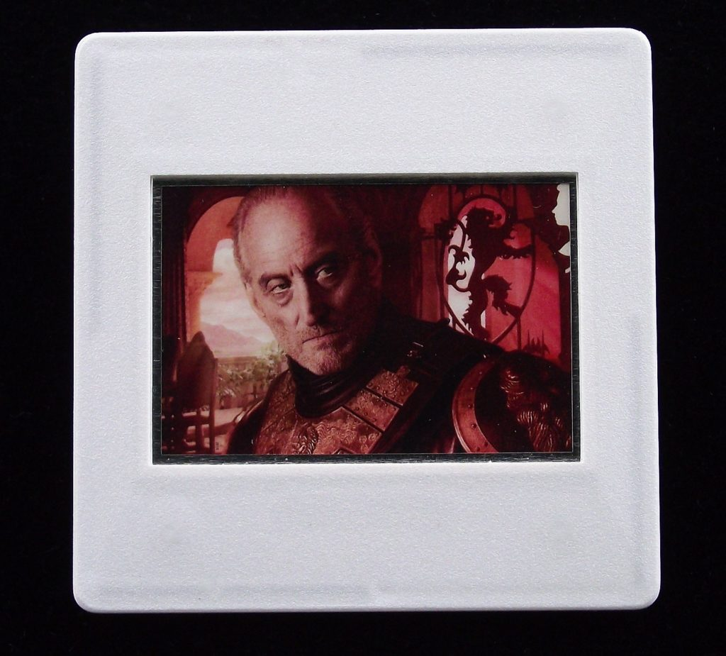 Tywin Lannister brooch - Game of Thrones badge