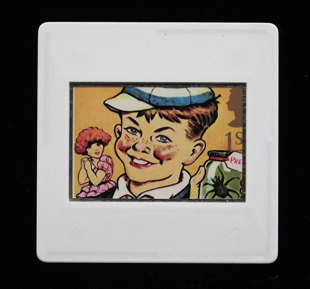 Just William badge - Richmal Crompton