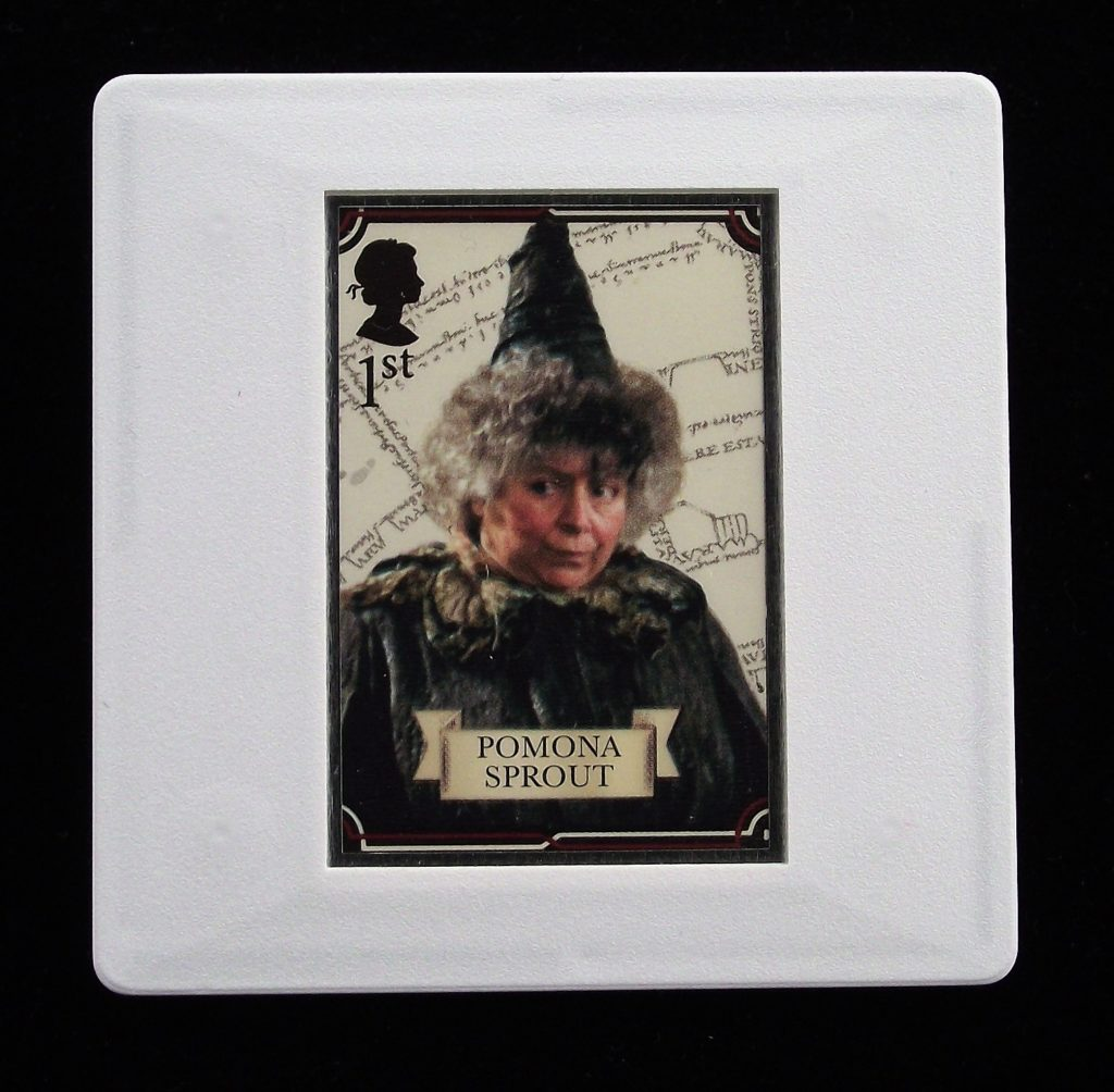 Pomona Sprout brooch