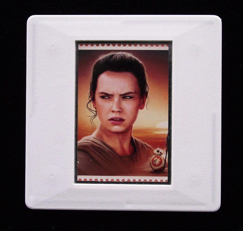 Rey brooch- Star Wars