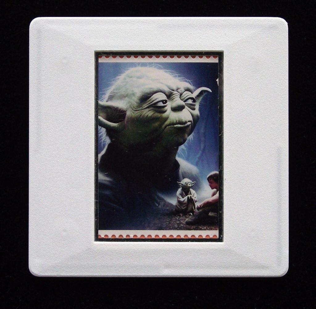 Yoda brooch - Star Wars badges
