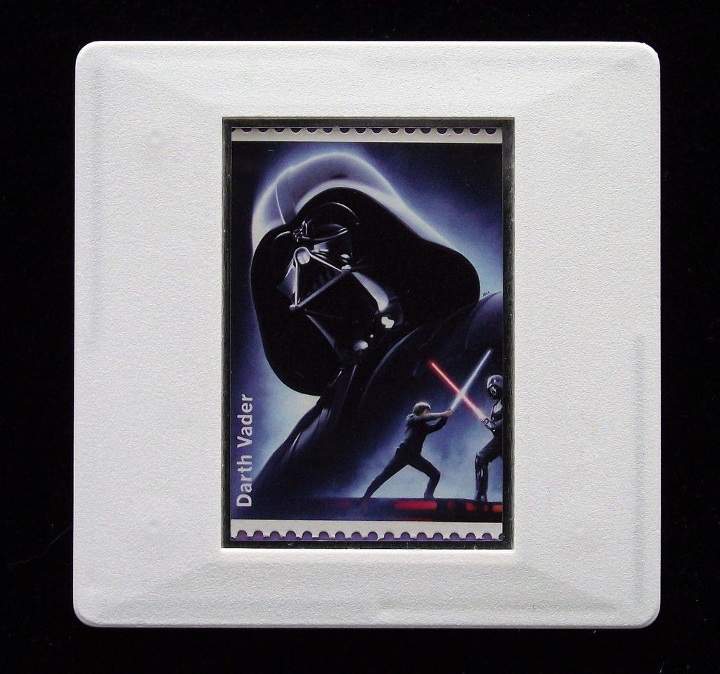 Darth Vader brooch