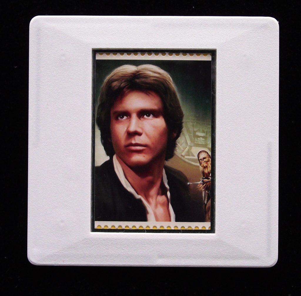 Han Solo brooch - Star Wars badge