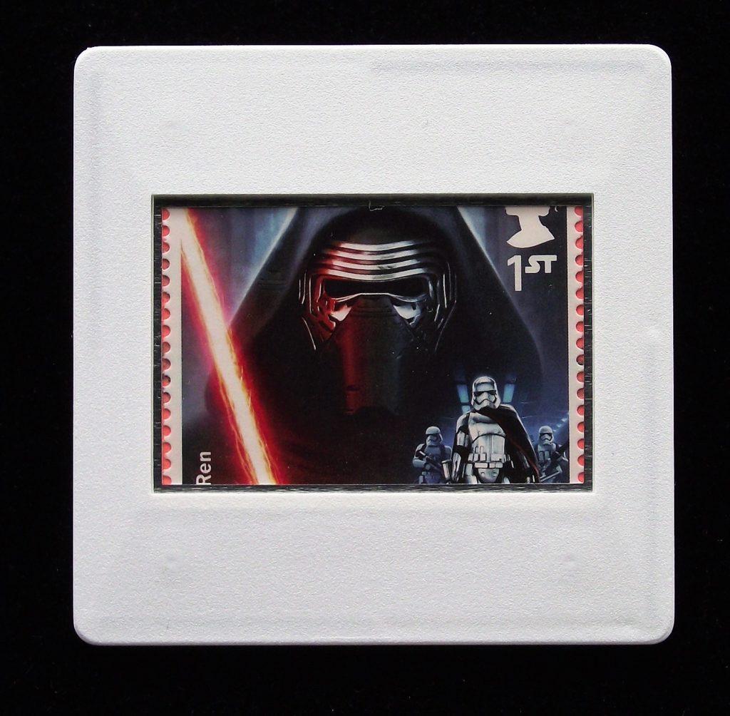 Kylo Ren badge - Star Wars