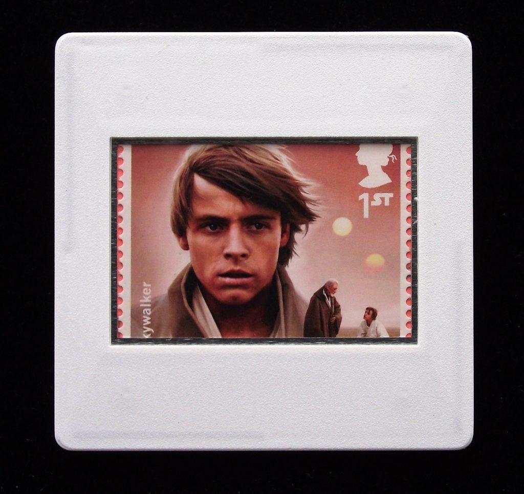 Luke Skywalker brooch