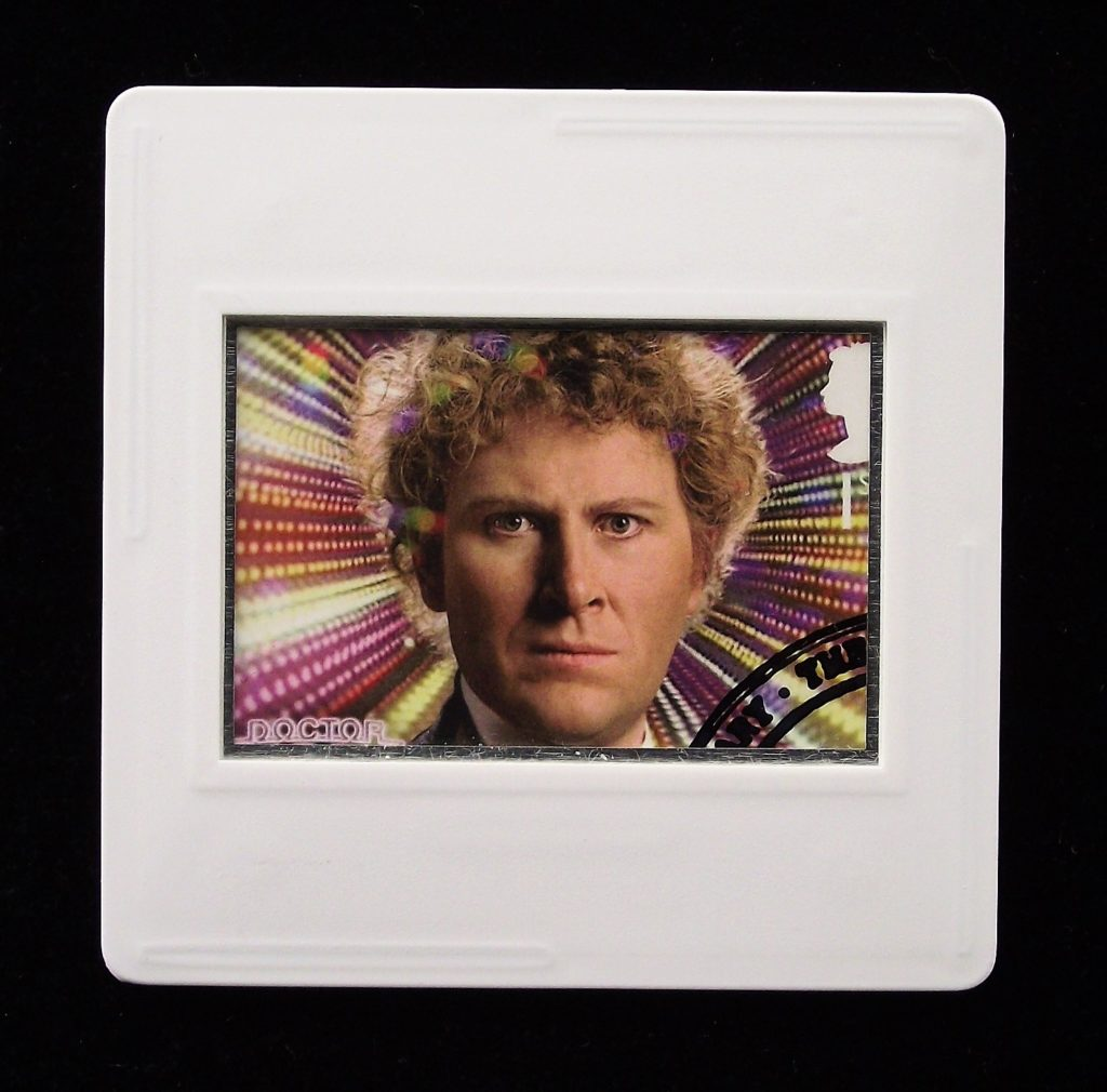 The Sixth Doctor - Colin Baker - Dr Who badge