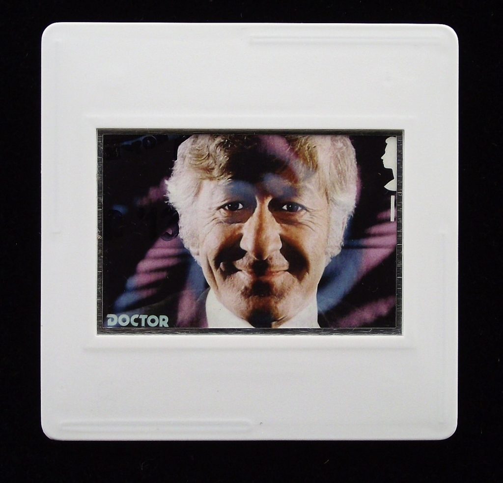 The Third Doctor - Jon Pertwee - Dr Who brooches and badges