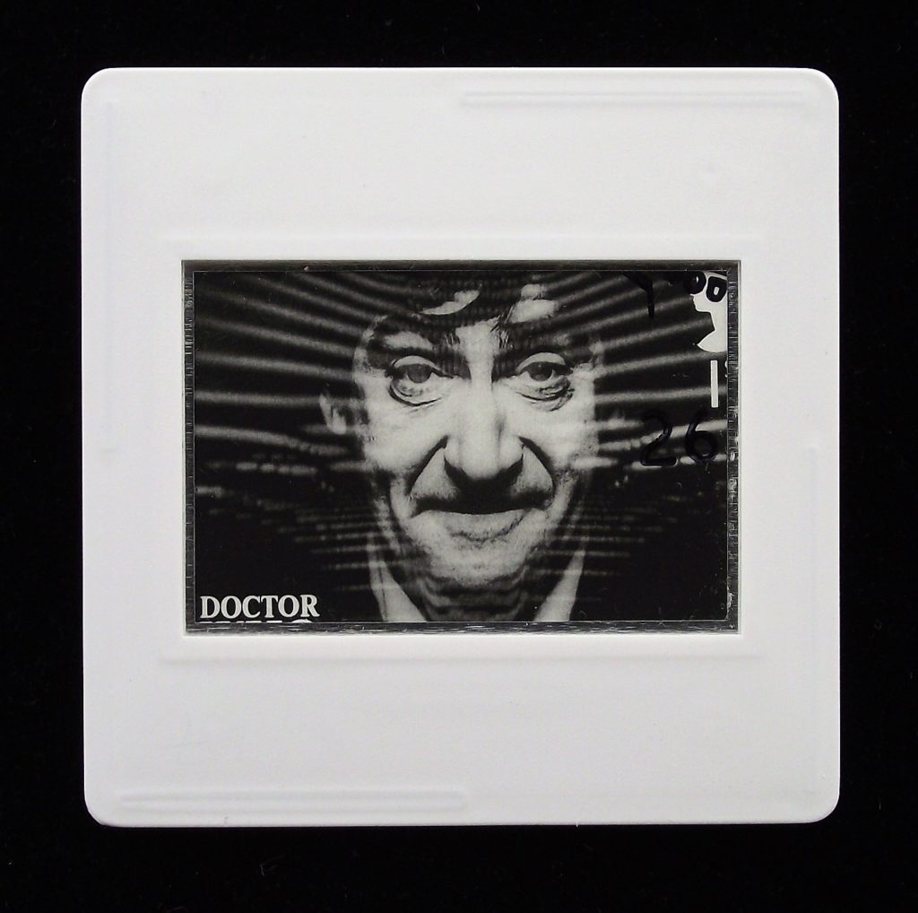 The Second Doctor - Patrick Troughton - Dr Who brooches and badges