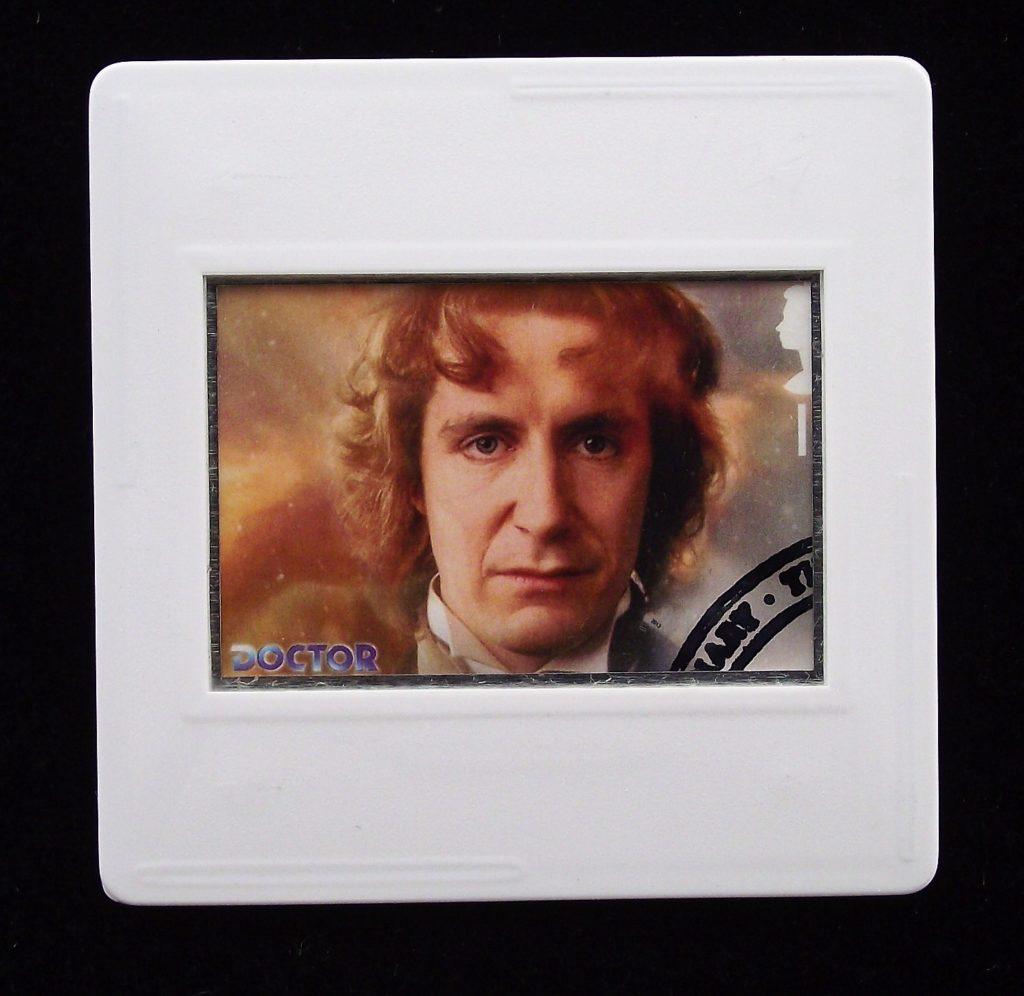 The Eighth Doctor - Paul McGann - Dr Who badge