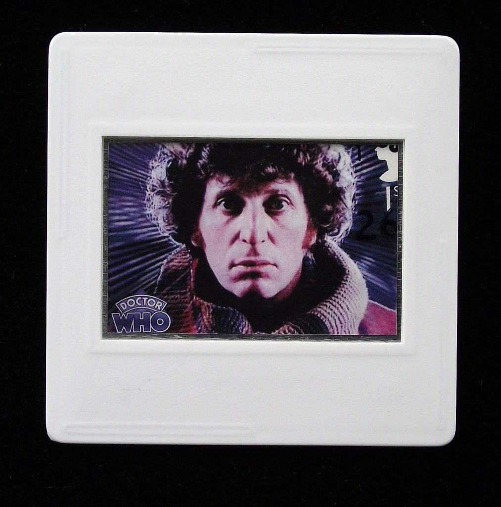 The Fourth Doctor - Tom Baker - Dr Who brooches and badges