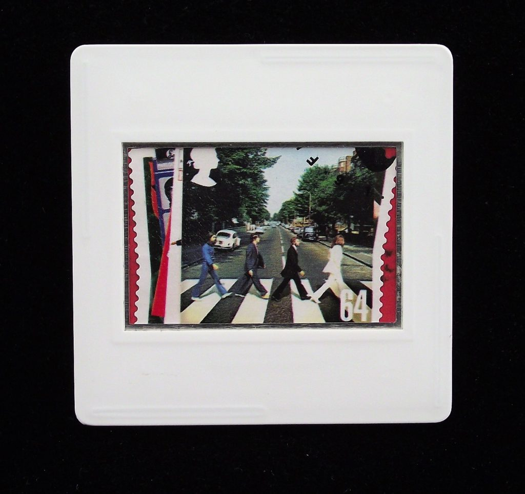 The Beatles  - Abbey Road album cover brooch