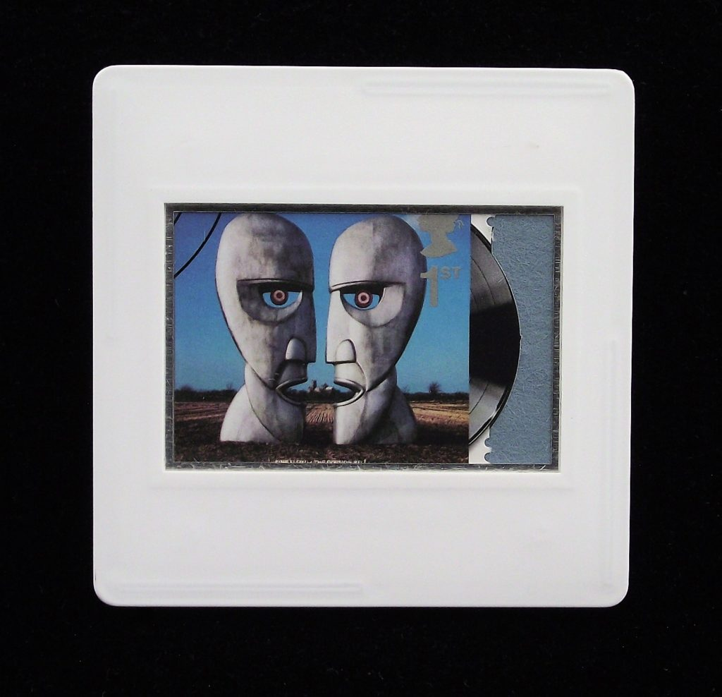 The Division Bell album cover badge - Pink Floyd