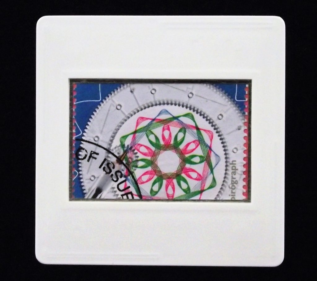 Spirograph - classic toys brooches