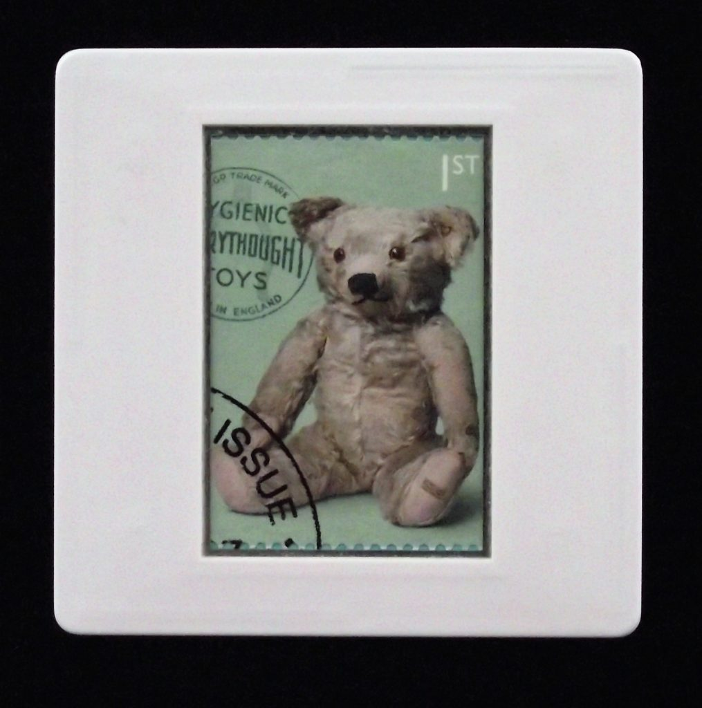 The Merrythought Bear - classic toys brooches