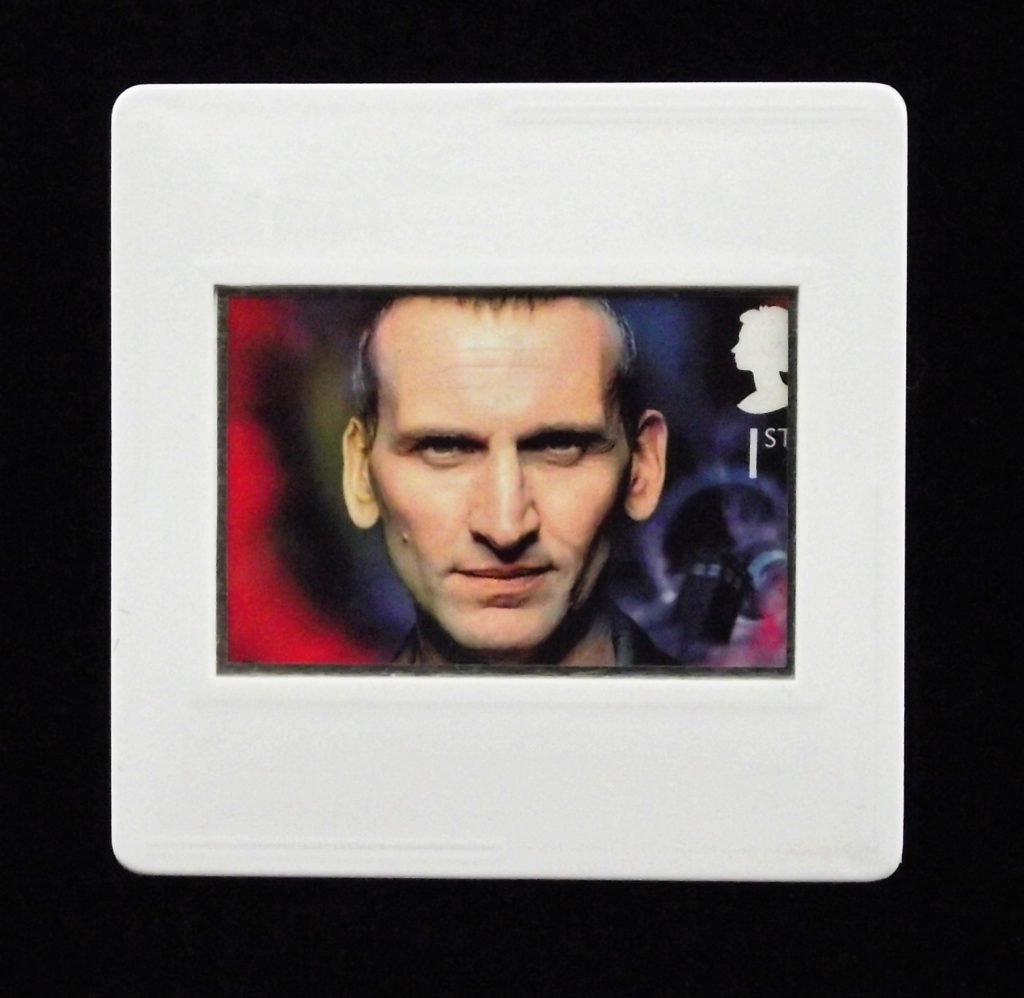 The Ninth Doctor - Christopher Eccleston  - Dr Who brooches and badges