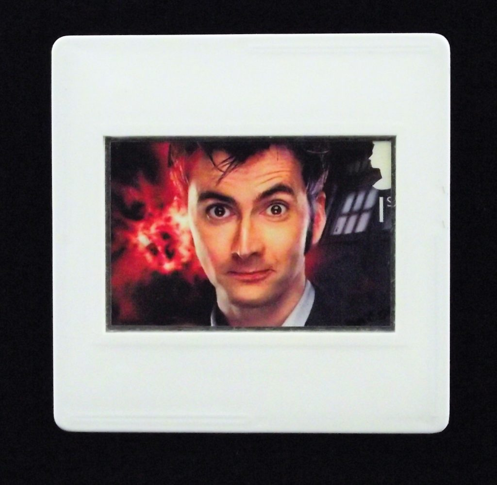 The Tenth Doctor - David Tennant -Dr Who brooches and badges