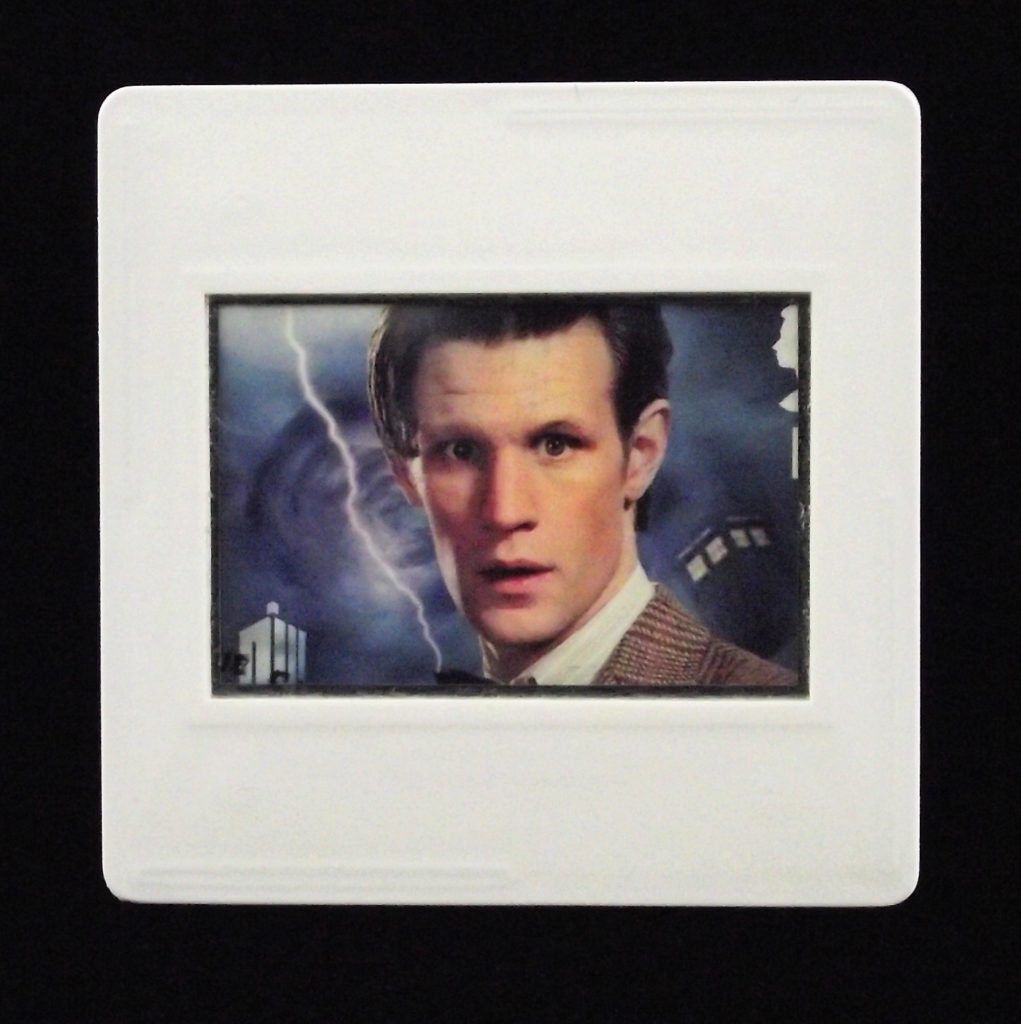 The Eleventh Doctor - Matt Smith -Dr Who badge