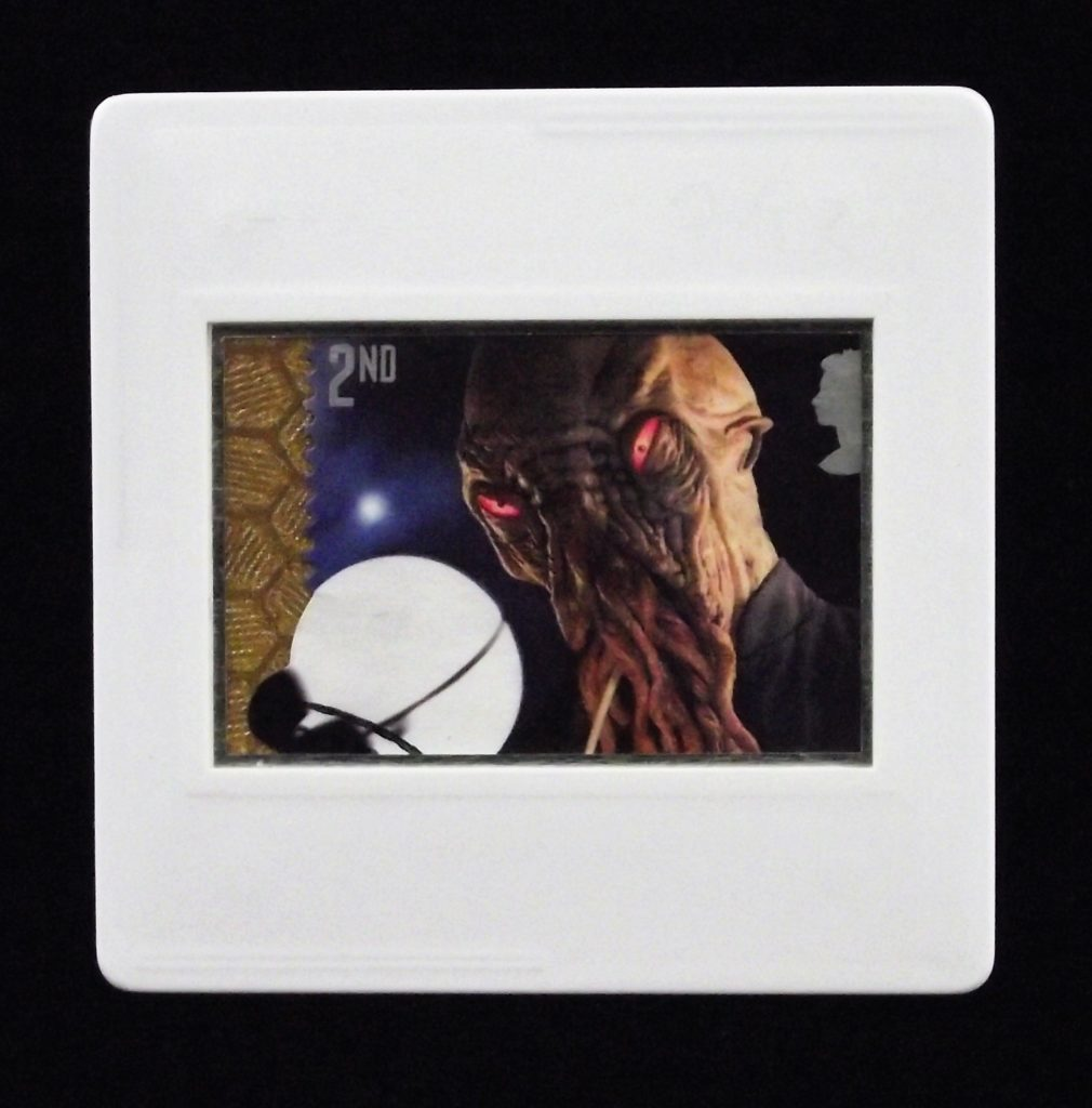 The Ood - Dr Who badge