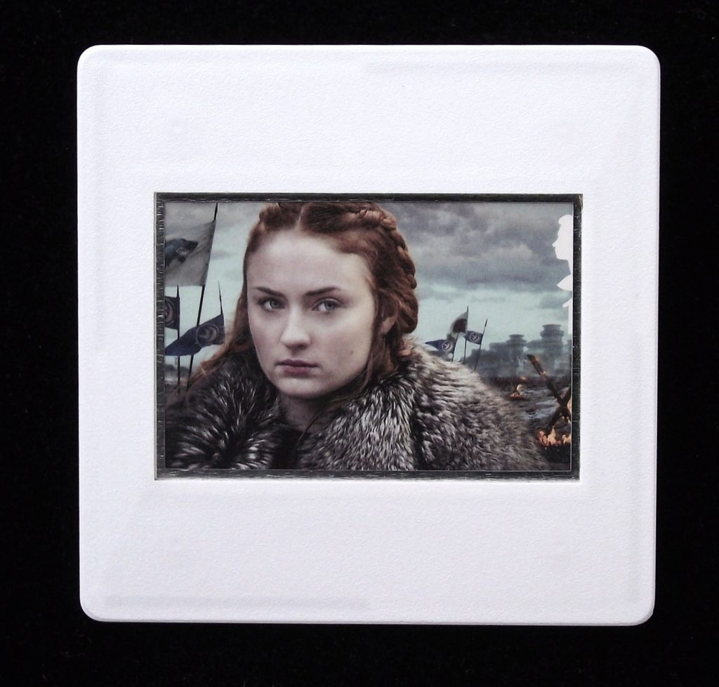 Sansa Stark - Game of Thrones brooch badge
