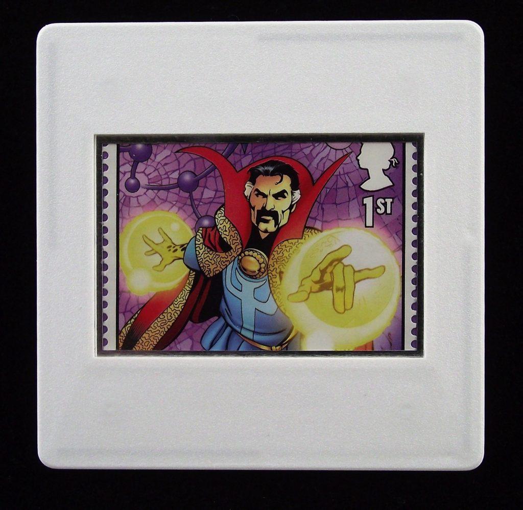 Doctor Strange brooch - Marvel Comics badge