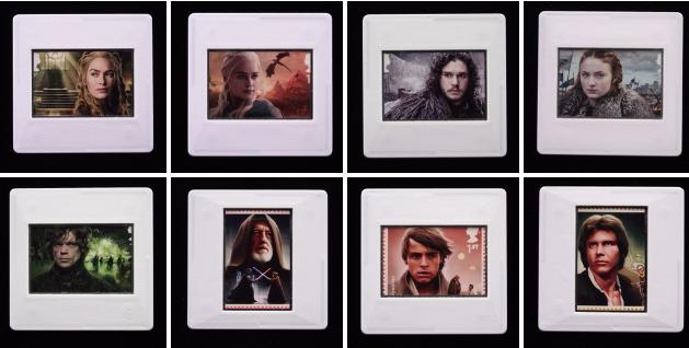 badges - wearable art - Game of Thrones - Star Wars