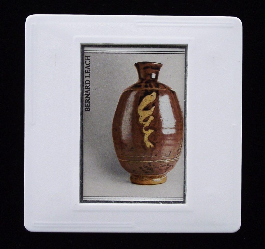 Pot by Bernard Leach - 1987