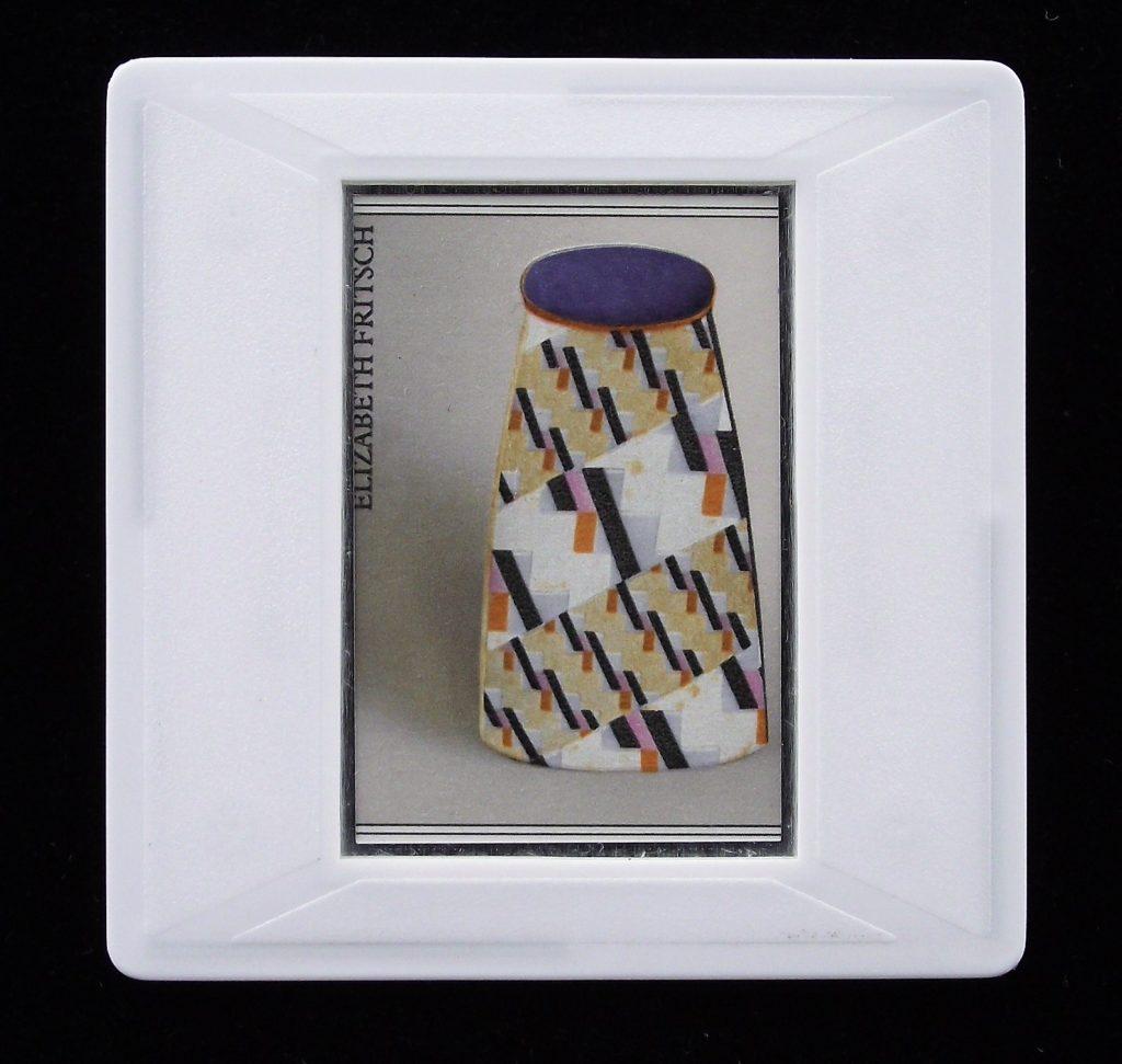 Pot by Elizabeth Fritsch - 1987