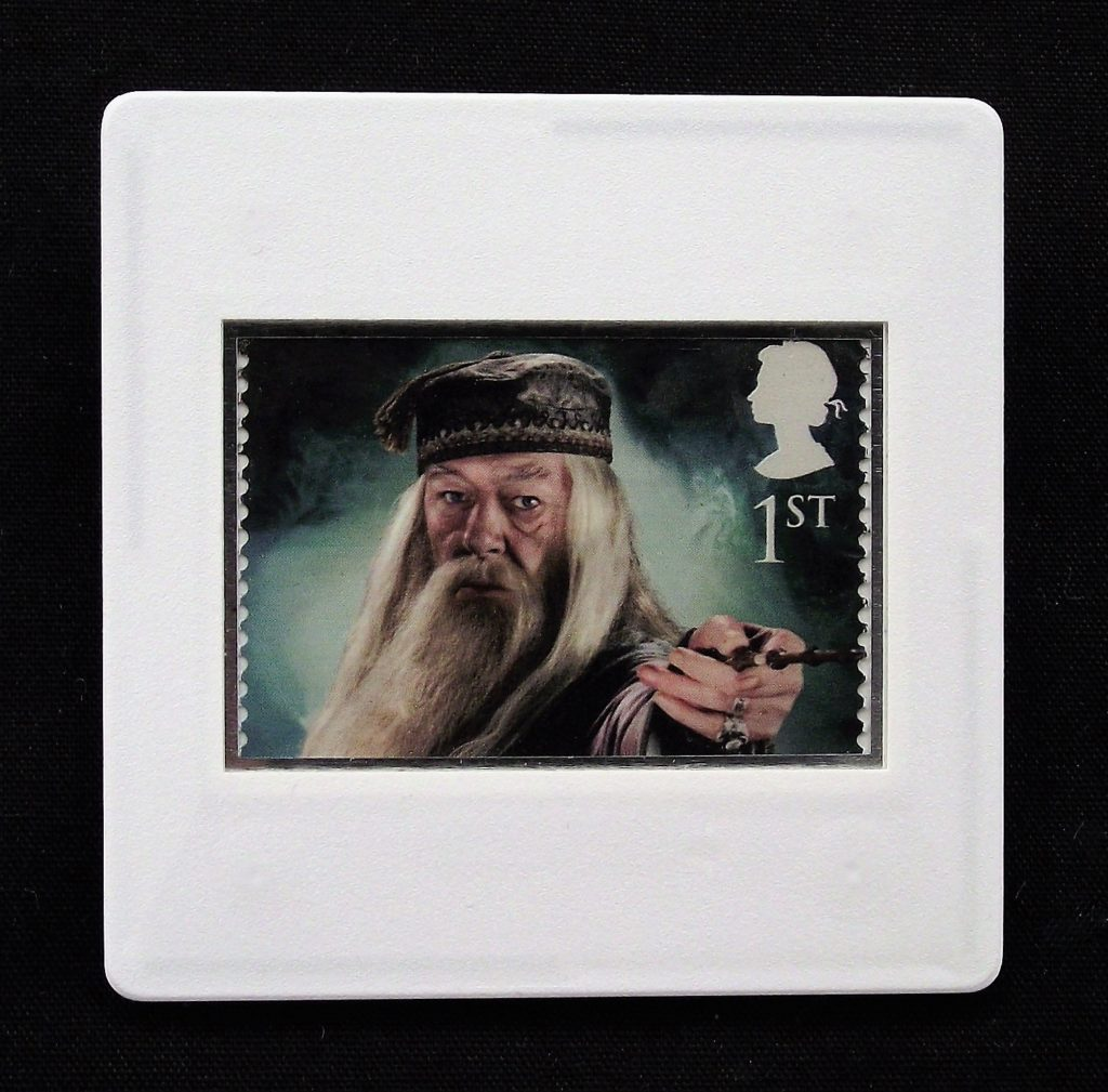 Albus Dumbledore brooch - Harry Potter brooches & badges