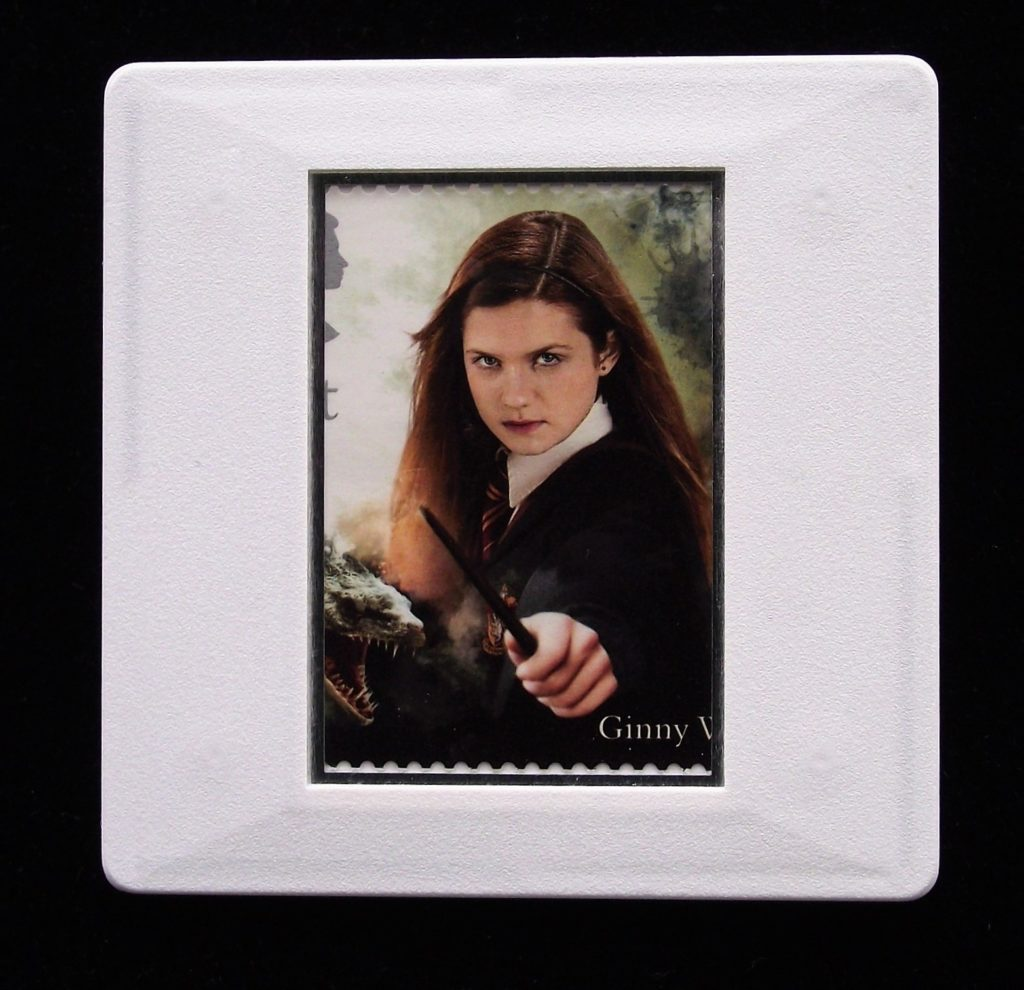 Ginny Weasley brooch