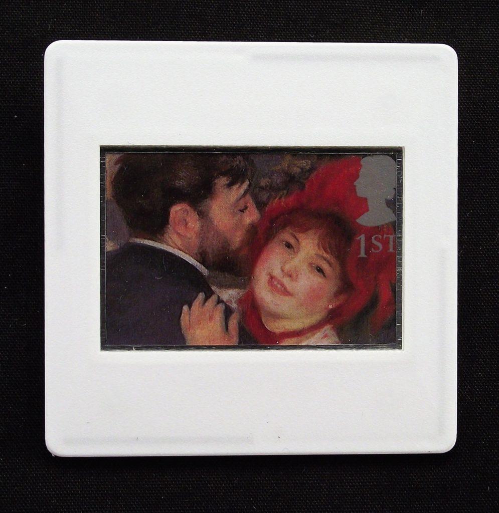 Renoir - La Danse a la Campagne 1883