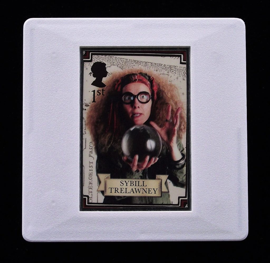 Sybill Trelawney brooch - Harry Potter