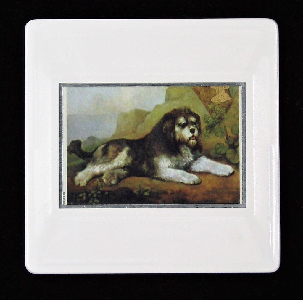 Stubbs - A Rough Dog brooch