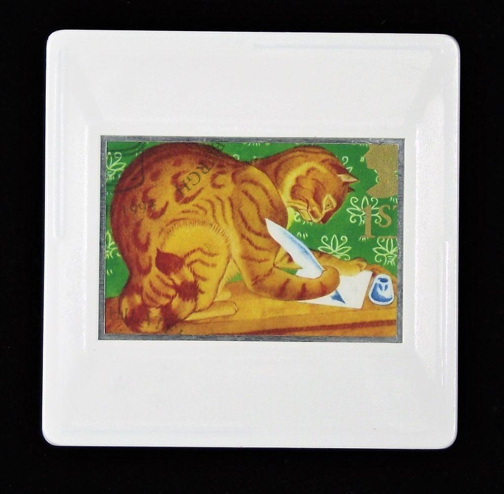 Orlando the Marmalade Cat brooch -  Kathleen Hale
