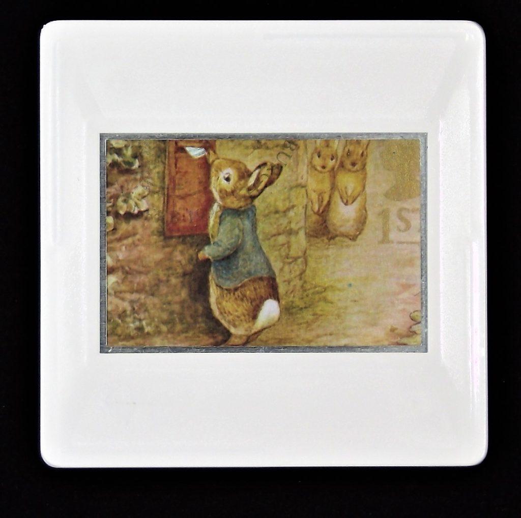 Peter Rabbit brooch