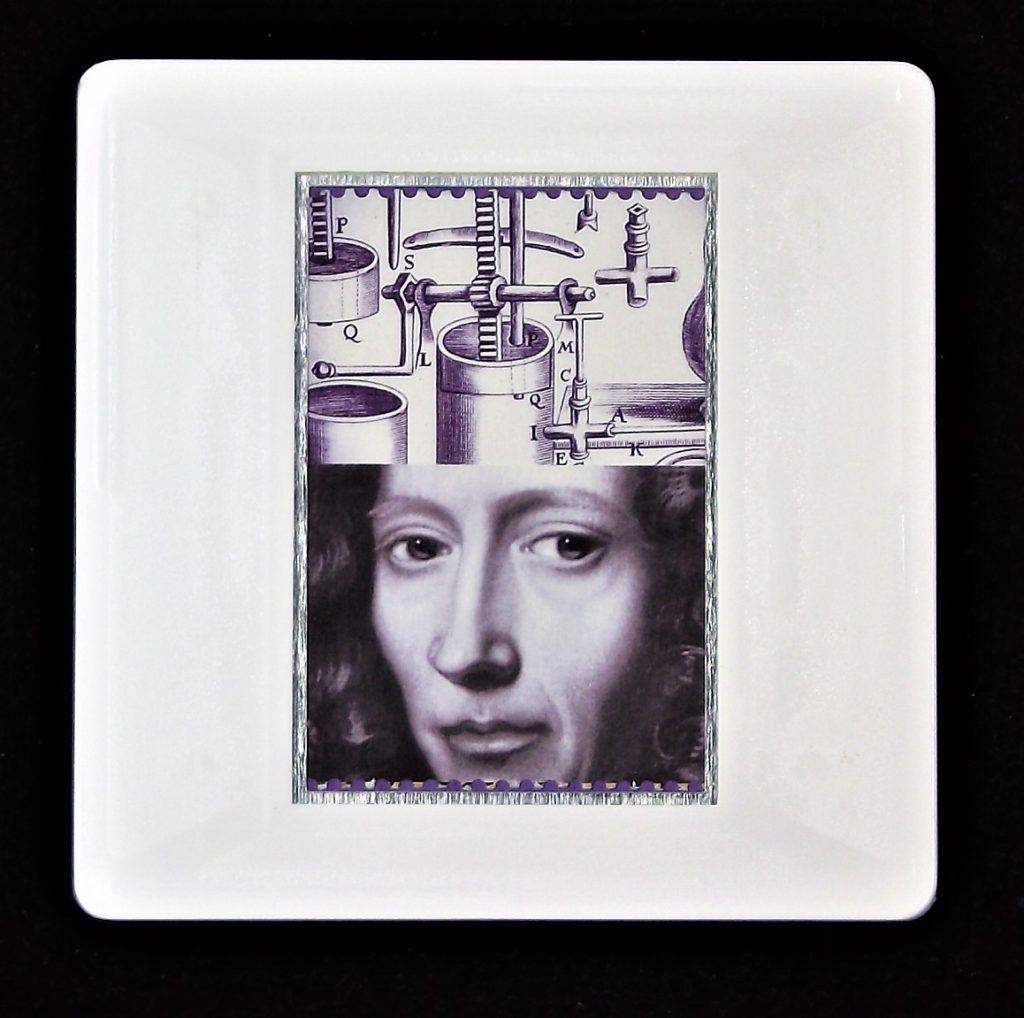 Robert Boyle brooch - Royal Society