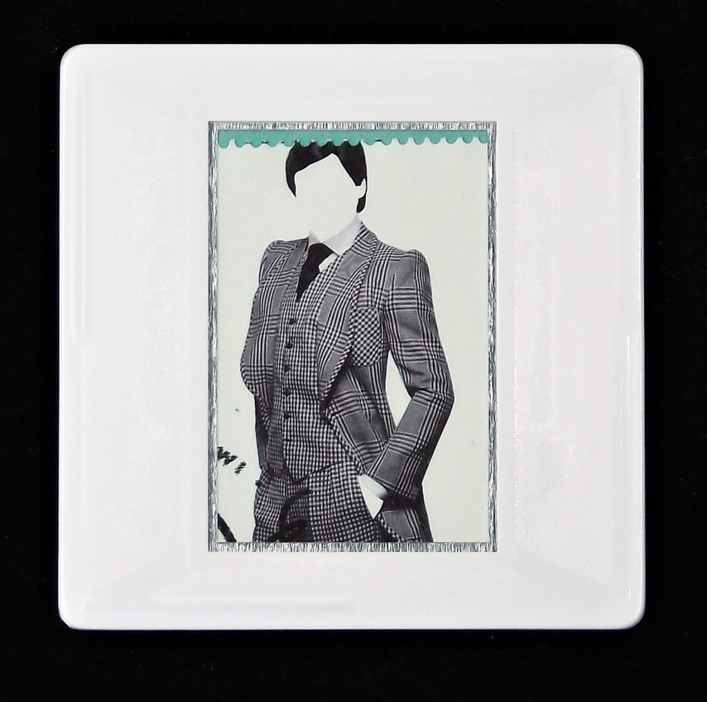 Tommy Nutter Suit brooch - outfit originally designed for Ringo Starr