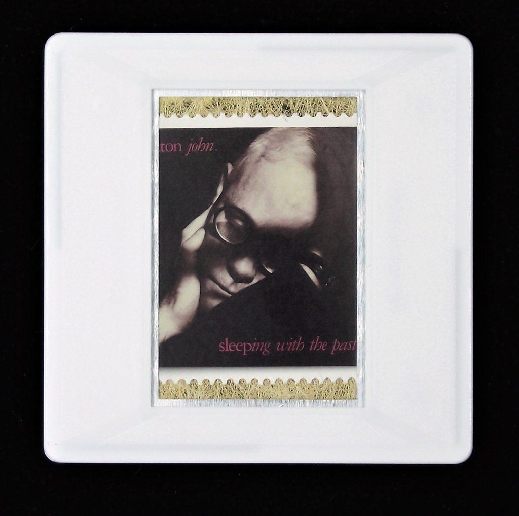 Elton John - Sleeping with The Past brooch.