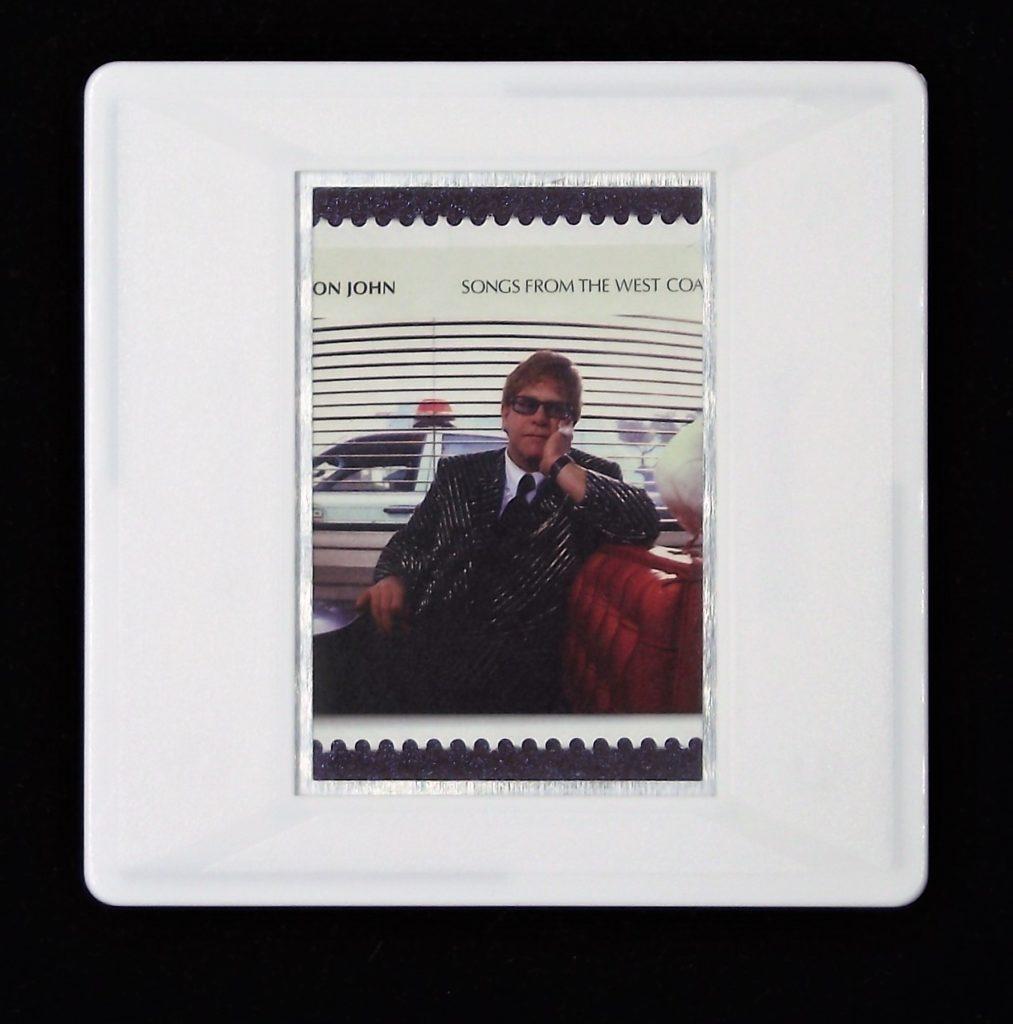 Elton John - Songs from The West Coast brooch