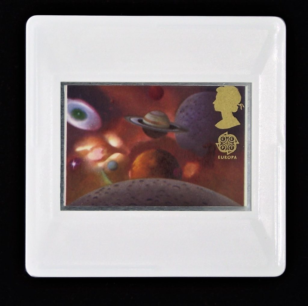 Gustav Holst Planets Suite - music brooches and badges