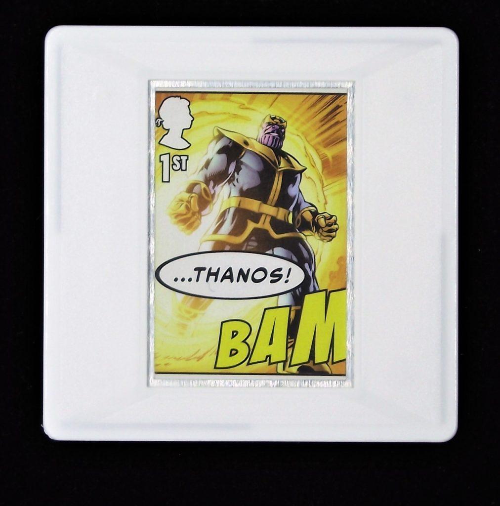 Marvel Comics - Thanos brooch