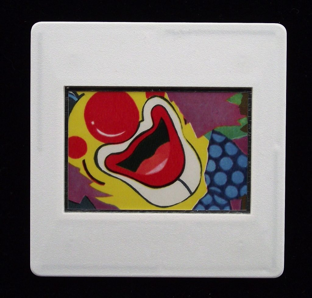 Clown Brooch - Susan Winfield