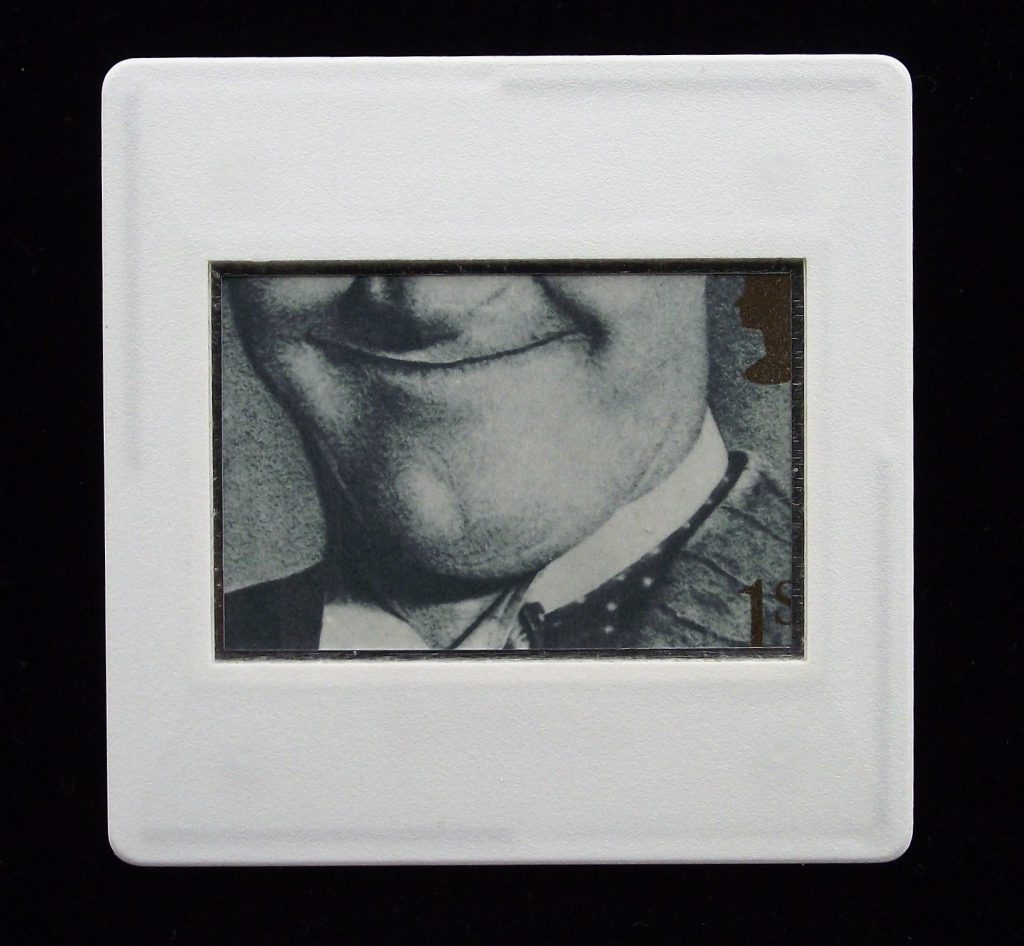 Stan Laurel Brooch - Jim Pearce